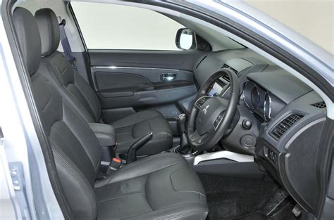 mitsubishi crossover interior mitsubishi asx review 2017 autocar