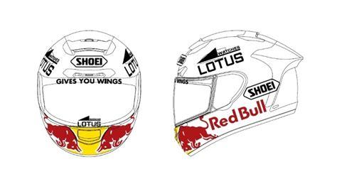 design helm marquez design marc marquez helmet graphics for the catalunya