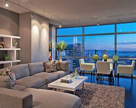 condo living room ideas living the urban vibe modern living room photos by