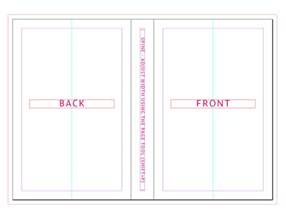 free booklet templates indesign free templates