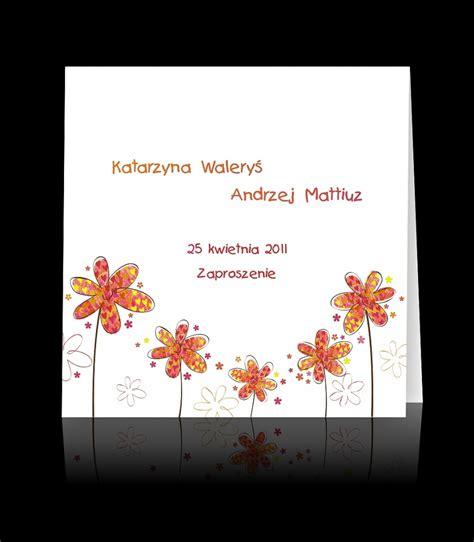 art design zaproszenia cała kolekcja zaproszenie b11304