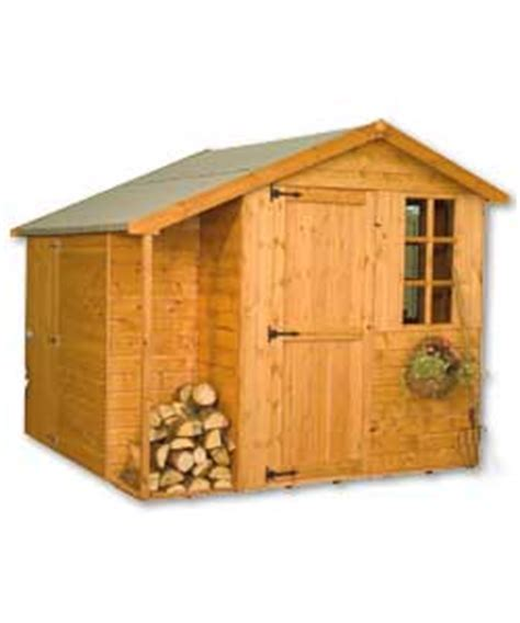 Acorn Sheds acorn 8 x 8 wooden shed garden shed review compare prices buy