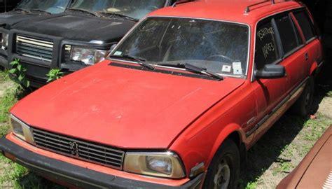 turbo wagon  peugeot