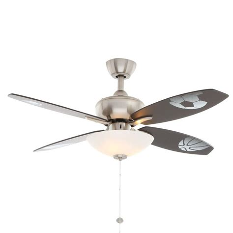 hton bay fan downrod hton bay 36 ceiling fan hton bay san marino 36 in brushed