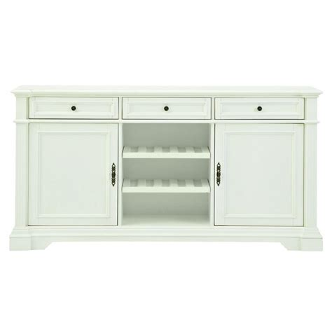 Home Decorators Buffet by Home Decorators Collection Bufford Rubbed Ivory Buffet