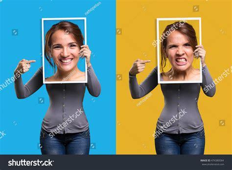 girlfriend has mood swings mood swings in a girl stock photo 474380584 shutterstock