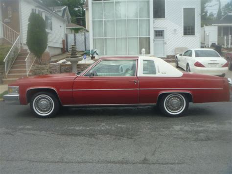 1979 Cadillac Coupe by 1979 Cadillac Coupe Classic