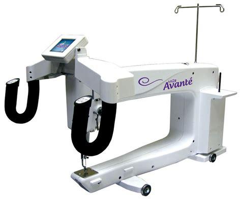 Hq Avante Longarm Quilting Machine by Handi Quilter Hq18 Avante Quilting Machine Adjustable Table