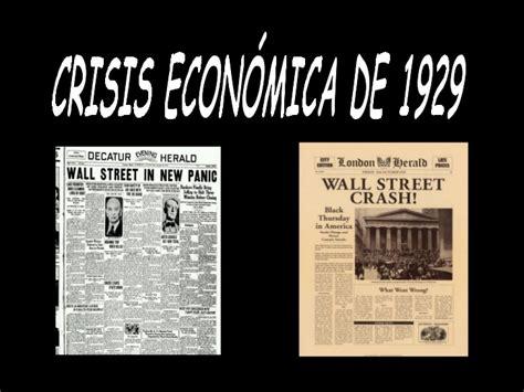 imagenes del jueves negro la crisis econ 243 mica de 1929