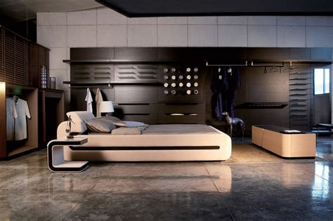 furniture modern limitless g bed modern furniture other metro by limitless