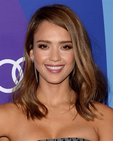 Hairstyles 2014 Medium Hair by 2014 Alba Hair Styles Medium Haircut