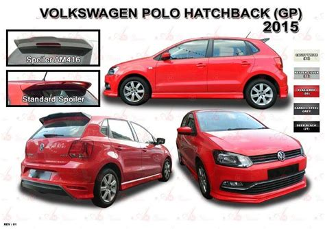 volkswagen polo kit volkswagen polo hatchback gp 2015 end 3 20 2016 2 22 pm