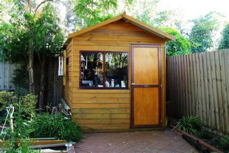 Home Built Garden Sheds