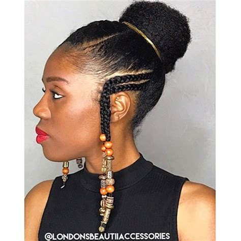 african american protective hairstyles 103 best hair beads inspo images on pinterest hair beads