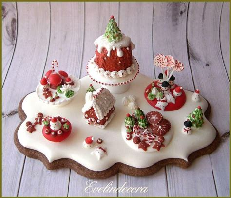 17 best ideas about christmas dessert tables on pinterest