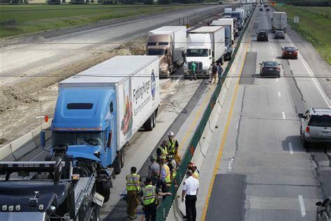 Lu Emergency Koenig accidents delays soar in i 75 work zone the blade