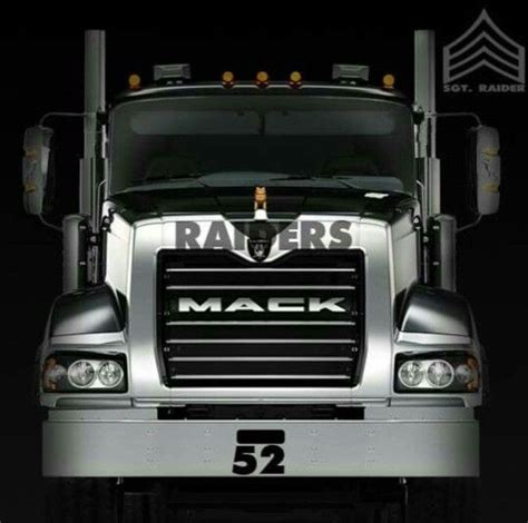 truck oakland 252 best nfl football oakland raiders images on