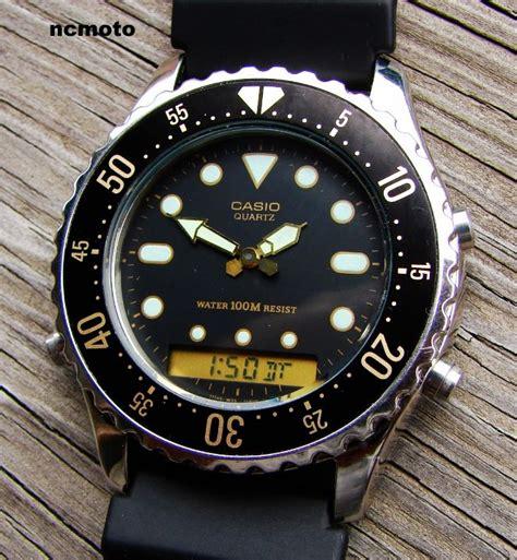 Casio Diver vintage casio quartz diver relojes casio