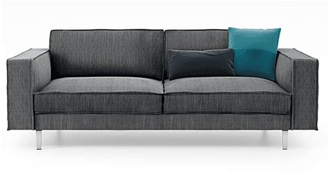 modern square sofa calligaris sofas fabric and leather sofas sectionals by
