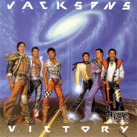 jackson s victory album cover