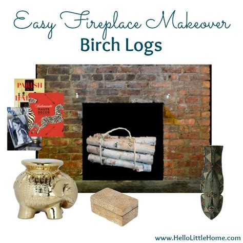 rental rev 3 easy fireplace makeovers