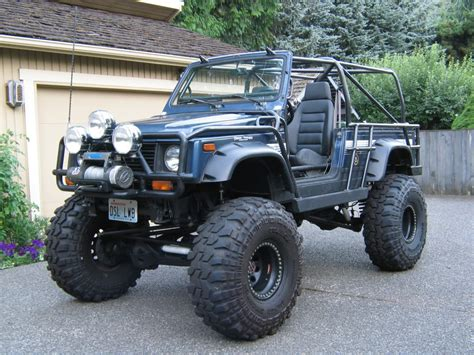 jeep suzuki 4x4 off road 4x4 and samurai on pinterest