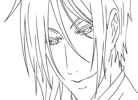 the gallery for gt undertaker black butler coloring pages