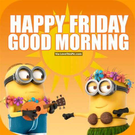 imagenes de good morning happy friday happy friday good morning pictures photos and images