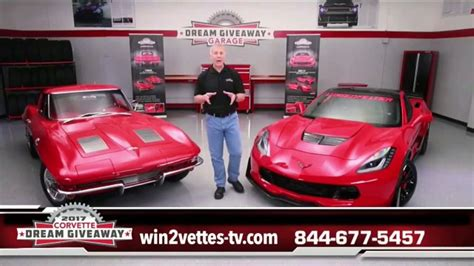 Dream Giveaway Promo Code - 2017 corvette dream giveaway tv commercial celebrating 10 years ispot tv