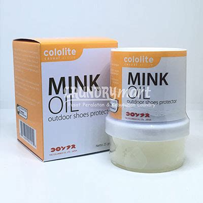 Cololite Semir Sepatu Netral mink lather care laundry mart indonesia