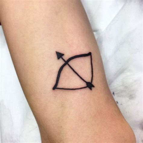 bow tattoo meaning best 25 arrow tattoos for ideas on mens