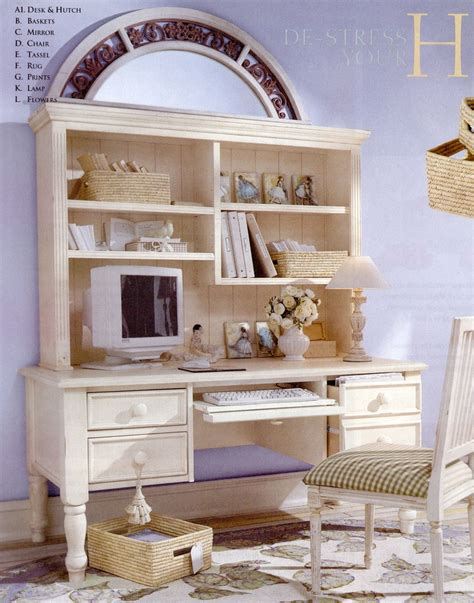 ballard design desk ballard designs home office desk hutch office ideas
