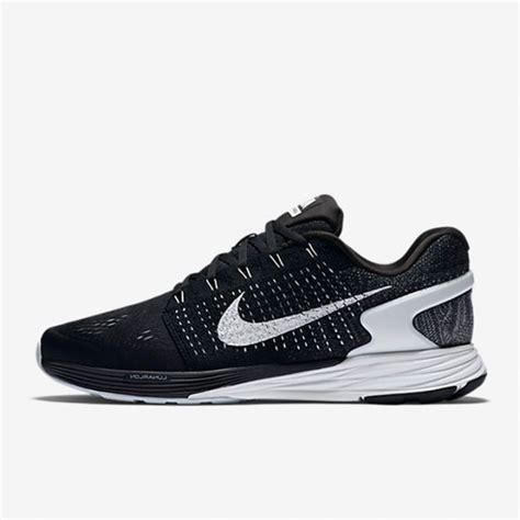 Sepatu Basket Termurah Lari Volly Tennis jual sepatu lari nike lunarglide 7 black original termurah di indonesia ncrsport
