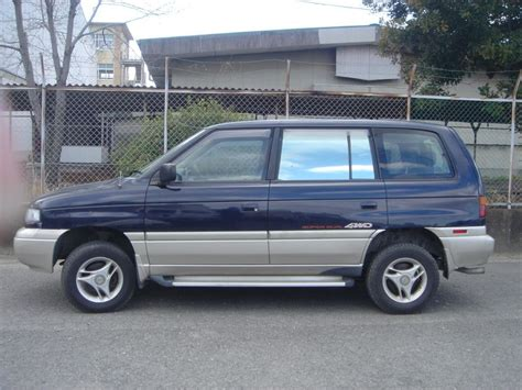 old car manuals online 1995 mazda mpv electronic valve timing mazda mpv grants g four dt 4wd 1995 used for sale
