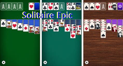 epic card game mod apk solitaire epic mod apk android free download