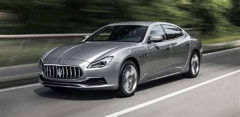 Maserati Gt Price by 2018 Maserati Quattroporte Gts Launched In India Price