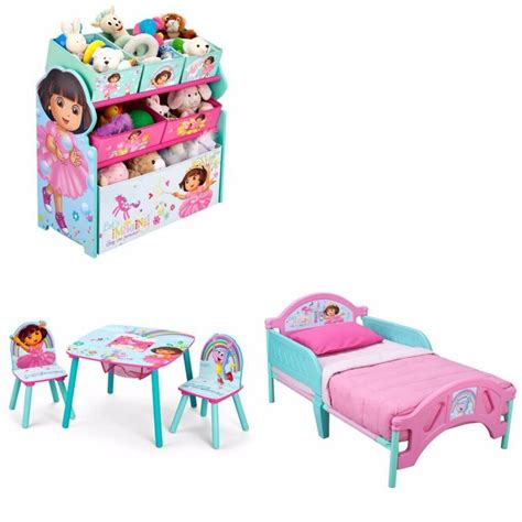 dora bedroom set dora toddler bedroom set home design ideas