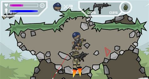 doodle army 2 how to hack mini militia wall hack fly through walls