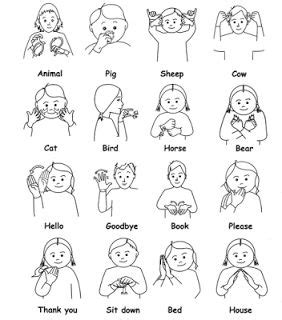 sign word list for colors in american sign language asl 17 best ideas about sign language words on pinterest
