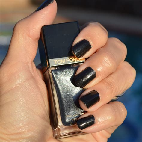 tom ford nail tom ford blackout nail review bay area fashionista