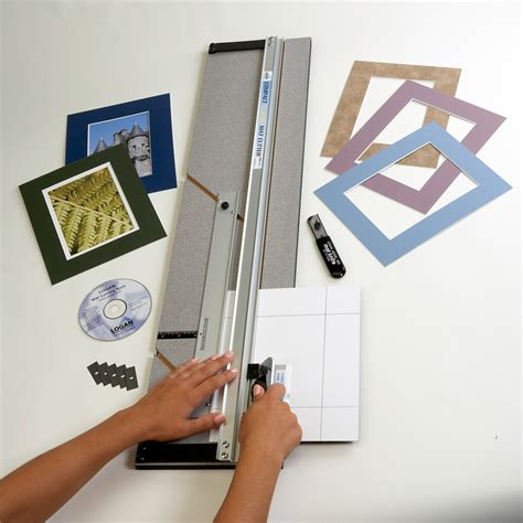 Mat Cutters For Picture Frames by Logan 301 1 Compact Classic Logan Graphic Products