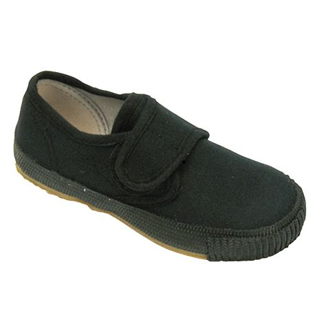 mirak shoes velcro plimsoll from palmers