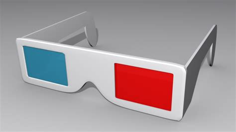 How To Make Paper 3d Glasses - fpw in anaglyph 3d