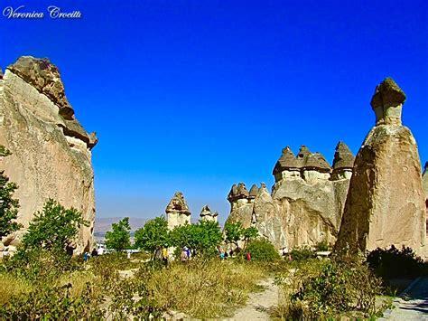 camini delle fate cappadocia turchia camini delle fate cappadocia turchia scorci di mondo