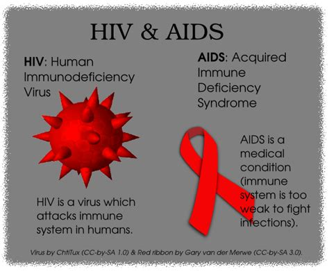 aids and hiv aids into oblivion