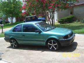 Toyota Tercel Dj95terc 1995 Toyota Tercel Specs Photos Modification
