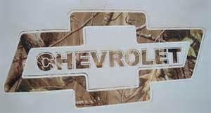 chevy bowtie camo decal accessories scheid diesel