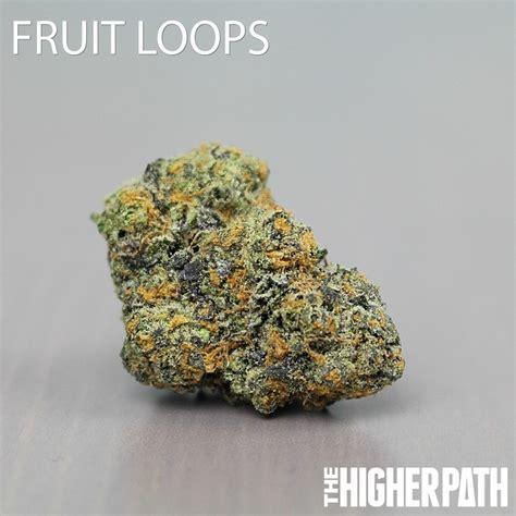 fruit loops strain fruit loops marijuana reviews thc finder