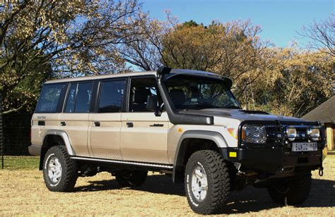 land cruiser conversion baillies 4x4 conversions