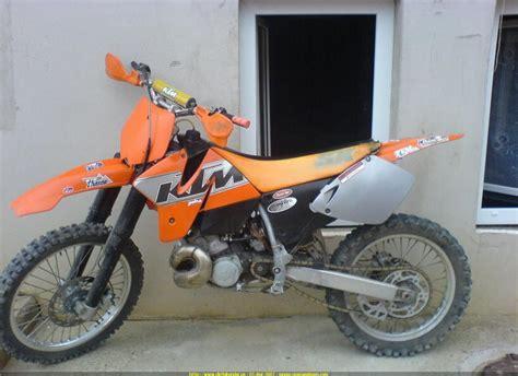 2000 Ktm 125sx 2000 Ktm 250 Sx Moto Zombdrive